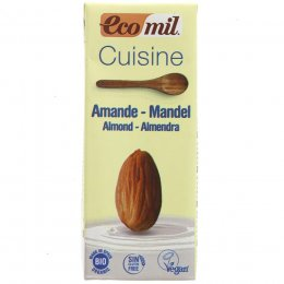 Ecomil Cuisine Almond Cream - 200ml