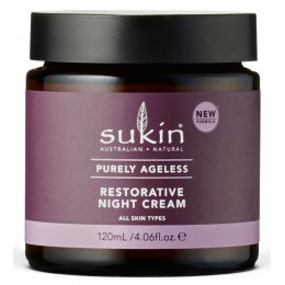 Sukin Purely Ageless Night Cream - 120ml