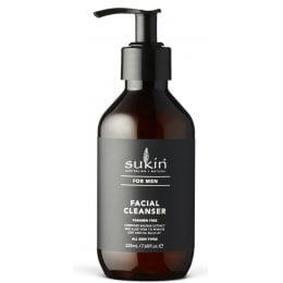 Sukin For Men Facial Cleanser - 225ml