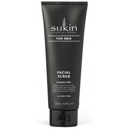 Sukin For Men Facial Scrub - 125ml