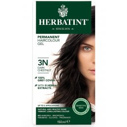 Herbatint Permanent Hair Dye - 3N Dark Chestnut - 150ml