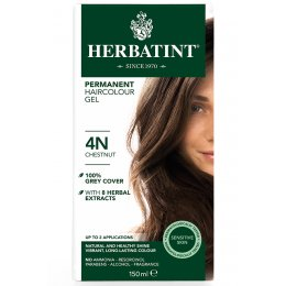 Herbatint Permanent Hair Dye - 4N Chestnut - 150ml