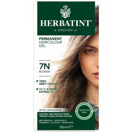 Herbatint Permanent Hair Dye - 7N Blonde - 150ml