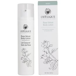 Odylique Rose Velvet Body Lotion - 100ml