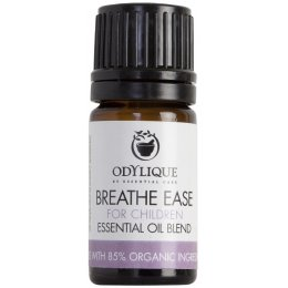 Odylique Breathe Ease Essential Oil Blend for Children - 5ml