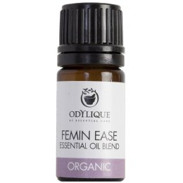 Odylique Femin Ease Essential Oil Blend - 5ml