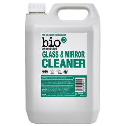 Bio D Glass & Mirror Cleaner - 5L