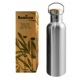 Bambaw Insulated Stainless Steel Drinks Bottle - 750ml