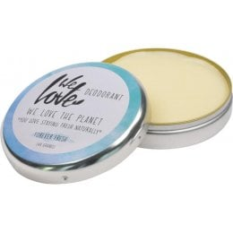 We Love the Planet Natural Deodorant Cream - Fresh - 48g