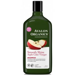Avalon Organics Apple Cider Vinegar Shampoo - 325ml