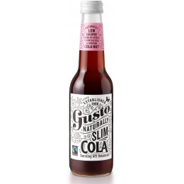 Gusto Naturally Slim Cola - 275ml