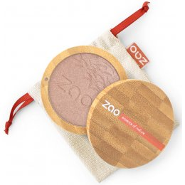 Zao Shine Up Powder - Pink Champagne - 9g