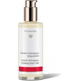 Dr. Hauschka Lemon Lemongrass Vitalising Body Milk - 145ml