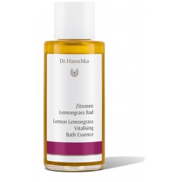 Dr. Hauschka Lemon Lemongrass Vitalising Bath Essence - 100ml