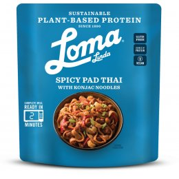Loma Linda Spicy Pad Thai Ready Meal - 284g