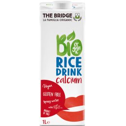 The Bridge Rice Drink Calcium Enriched - 1L
