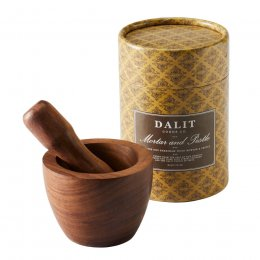Dalit Sheesham Wood Pestle & Mortar