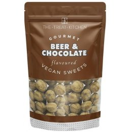 The Treat Kitchen Gourmet Beer & Chocolate Sweets Pouch - 150g