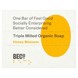 BECO Honey Blossom Soap Bar - 100g