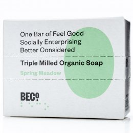 BECO Spring Meadow Soap Bar - 100g