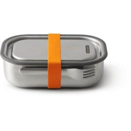Black & Blum Stainless Steel Lunch Box - Orange
