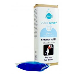 Ocean Saver Glass Cleaner Refill Pod - 9ml