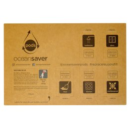 Ocean Saver Ocean Saver Cleaning Refill Pods - Pack of 5