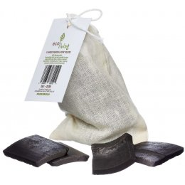 ecoLiving Bamboo Charcoal Water Filters - Pack of 4