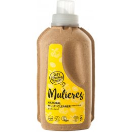 Mulieres Natural Organic Multi Cleaner - Fresh Citrus - 1L