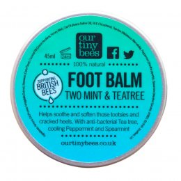 Our Tiny Bees Foot Balm - 45g