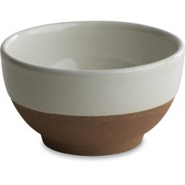 Mali White & Terracotta Bowl