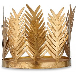 Tabwa Feather Candle Holder