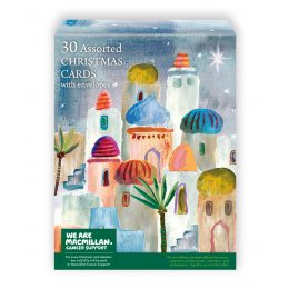 Macmillan Charity Christmas Card Assortment - Box of 30