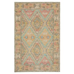 Nahari Hand Tufted Indian Wool Rug - 120 x 180cm