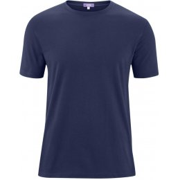 Fabian Organic Cotton T-Shirt - Navy - Pack of 2