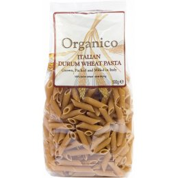 Organico Wholewheat Penne Pasta - 500g