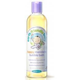 Earth Friendly Baby Organic Shampoo / Bodywash - Mandarin - 251ml
