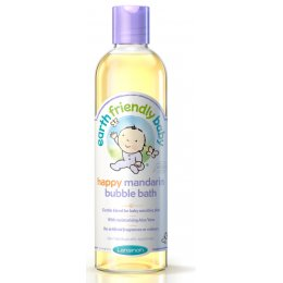 Earth Friendly Baby Organic Bubble Bath - Mandarin - 300ml