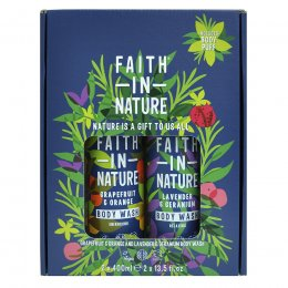 Faith in Nature Body Wash Gift Set