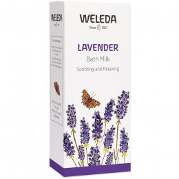 Weleda Lavender Bath Milk Gift Set
