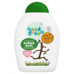 Good Bubble Stick Man Sweet Fig Bubble Bath - 400ml