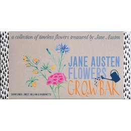 The Jane Austen Flowers Growbar