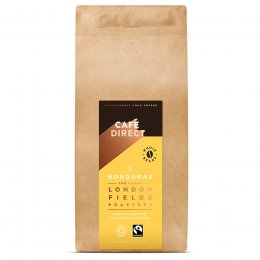 Cafedirect London Fields Honduras Organic Coffee Beans - 1kg
