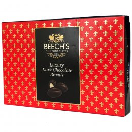 Beechs Dark Chocolate Brazils - 145g