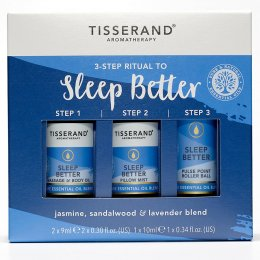 Tisserand 3-Step-Ritual to Sleep Better Gift Set