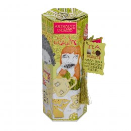 ARTHOUSE Unlimited Assam Tea and Ginger Biscuits - 200g