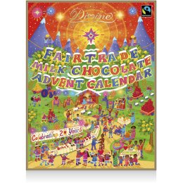 Divine Milk Chocolate Advent Calendar - 85g