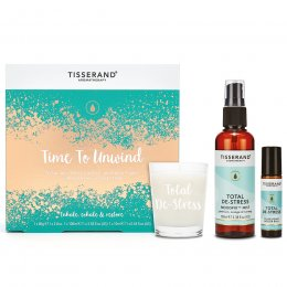 Tisserand Time to Unwind Gift Set