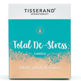 Tisserand Total De-Stress Candle - 170g