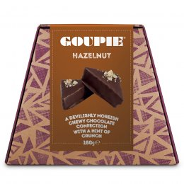 Goupie Hazelnut Chocolates - 180g